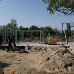 Zdjęcia z budowy