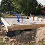 Budowa domu jednorodzinnego w Łochowie