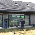Budowa największego Domu Pasywnego w Polsce